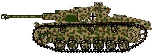 camuflaje de los vehiculos alemanes 2da guerra mundial