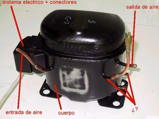 Motor nevera